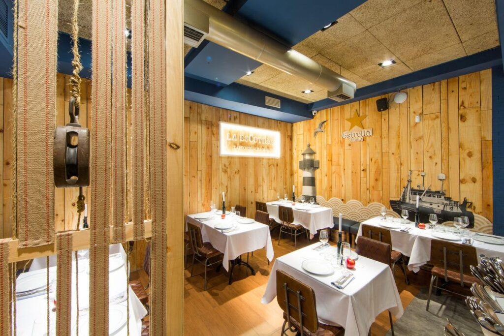 experiencia cliente en restaurantes