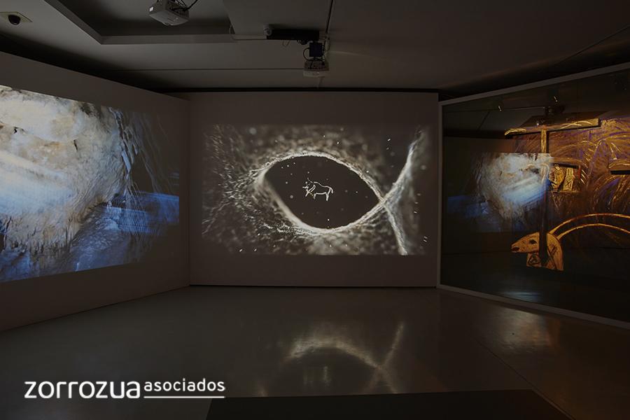 interatividad exposiciones