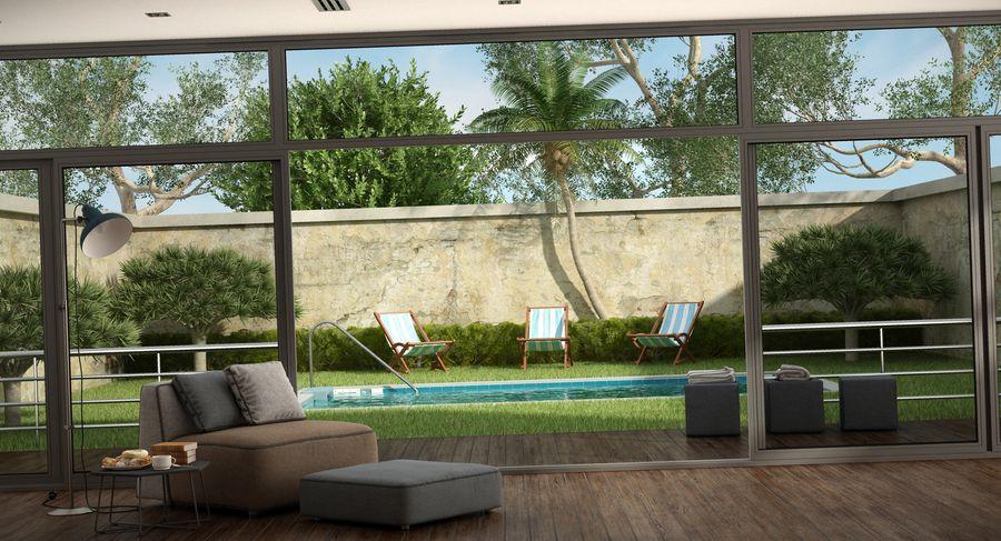 diseño piscina pequeña